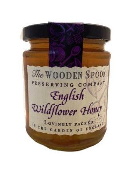 Wooden Spoon Wild Flower Honey