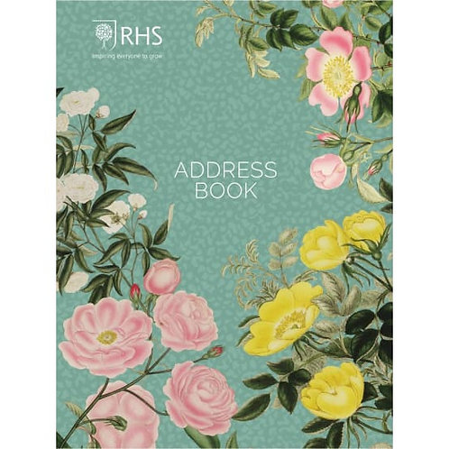 RHS Pocket Address Book