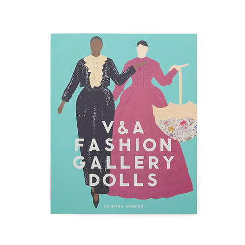 V&A Fashion Gallery Dolls