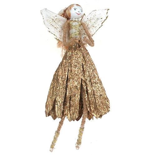Gold Aqua Fairy