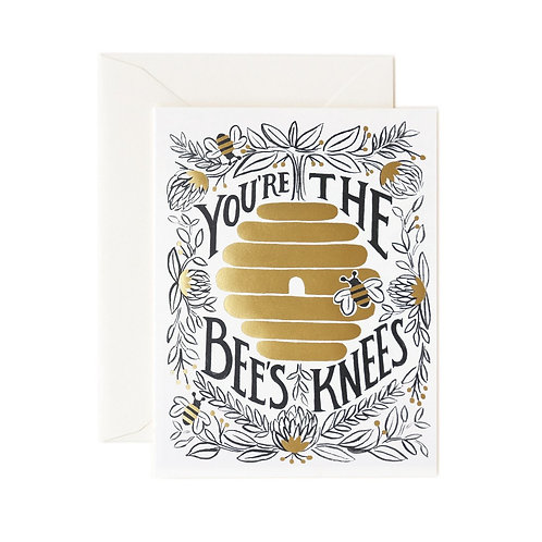 Rifle & Co 'Bees Knees' Card