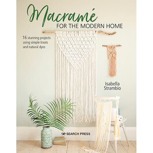 Macrame For The Home - Paperback