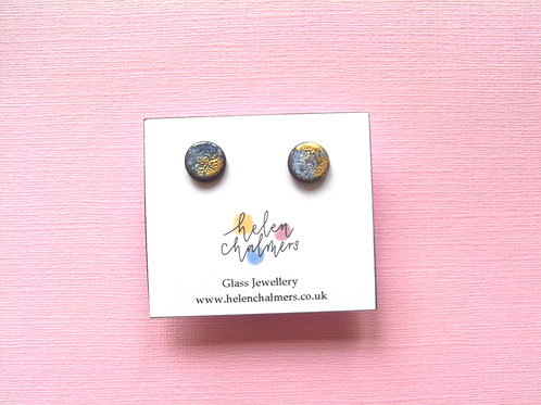 Helen Chalmers Midi Stud Earrings (Design 36)