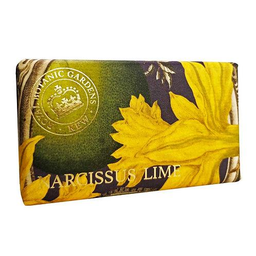 Narcissus & Lime Kew Garden Botanical Soap