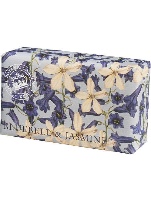 Bluebell and Jasmine  Kew Gardens Botanical Soap