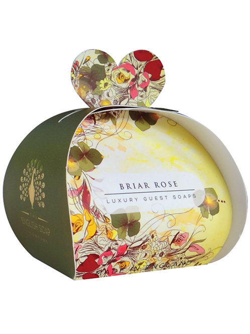 Briar Rose  Luxury Guest Soaps