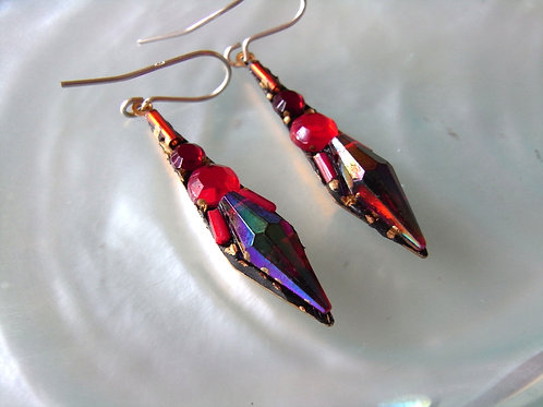 Annie Sherburne Rainbow Drop Earrings
