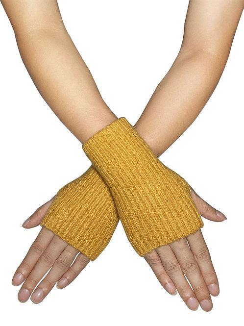 Super Soft Fingerless Knitted Gloves