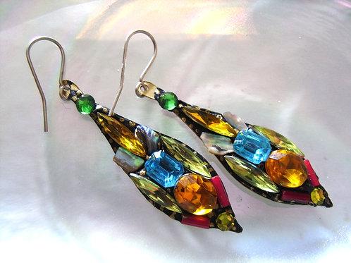 Annie Sherburne Multi Drop Earrings