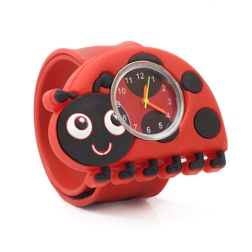 Ladybird Slap Watch