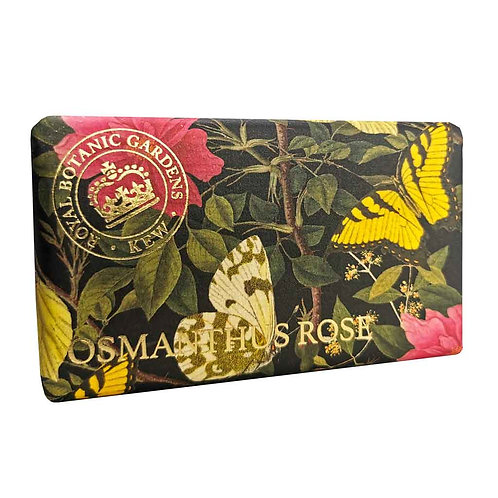 Osmanthus Rose Kew Garden Botanical Soap