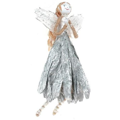 Silver Aqua Fairy