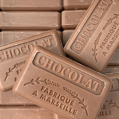Chocolate Provence 125g Soap