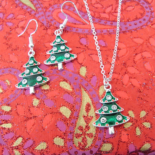 Christmas Tree Jewellery