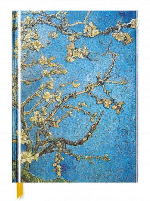 Van Gogh: Almond Blossom (Blank Sketch Book)