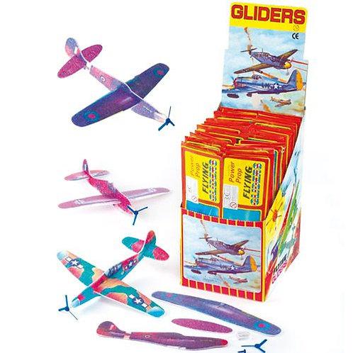 Flying Glider x 2
