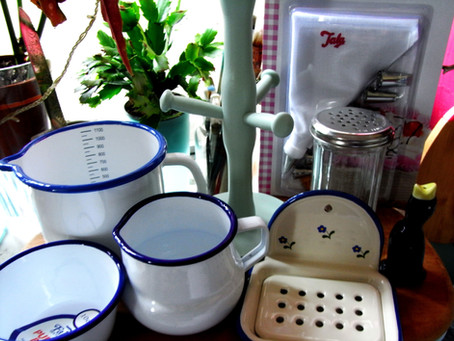 Traditional Enamelware