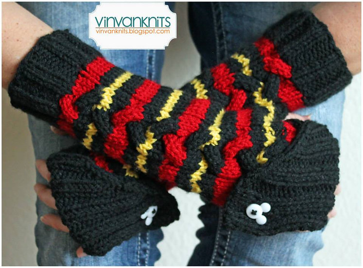 Olivia Fingerless Gloves