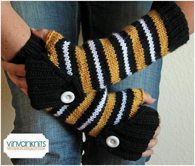 Bella Long Fingerless Gloves