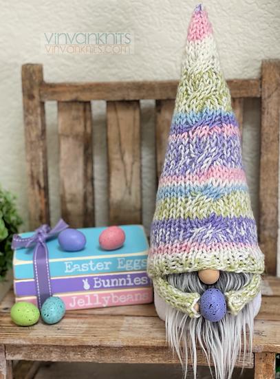 Easter Egg Gnome