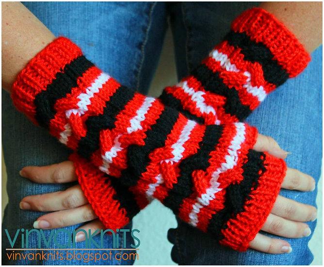 Piper Fingerless Gloves