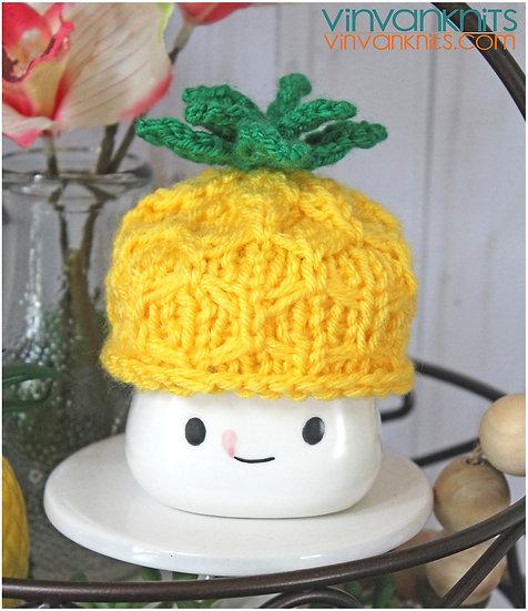 Pineapple Hat - Marshmallow Mugs
