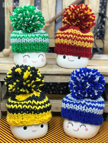 Wizard's School Mug Hats