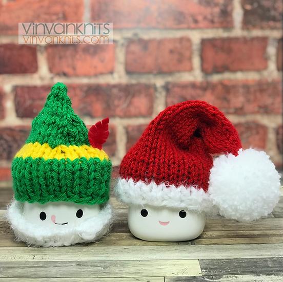 Buddy and Santa Mug Hats