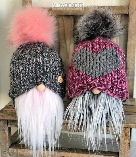 Valentine Pom Pom Gnomes