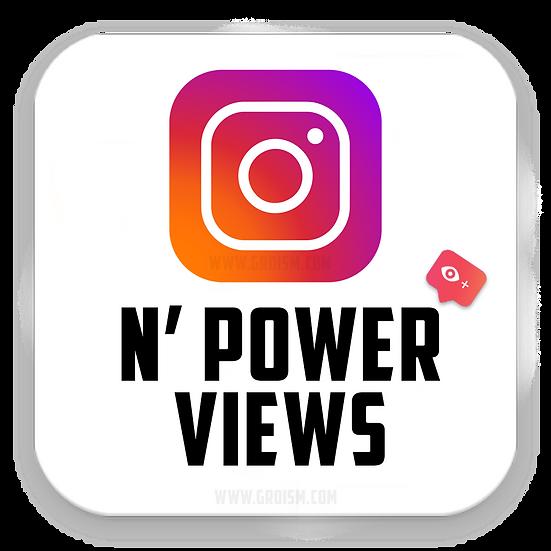 Instagram Normal Power Views