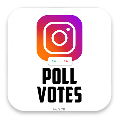 Instagram Story Poll Votes
