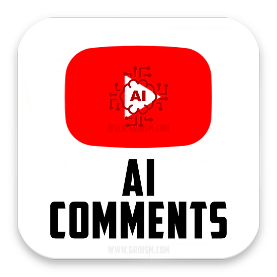 YouTube Real AI Comments