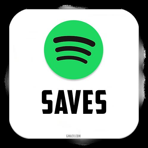 Spotify Saves