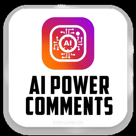 Instagram AI Power Comments