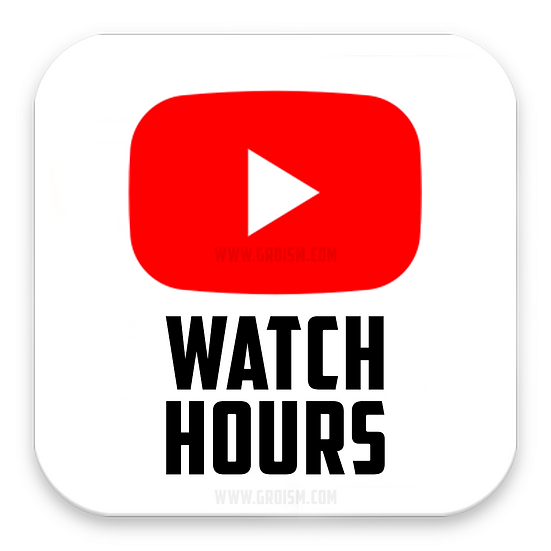 YouTube Watch Time Hours