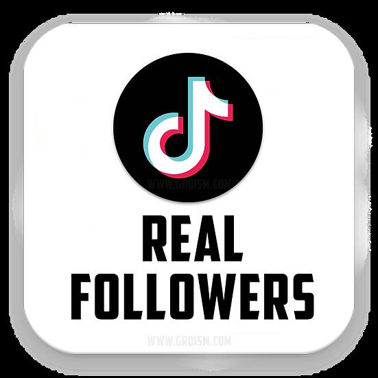 TikTok Real Followers