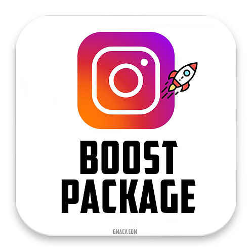 Instagram Boost Packages