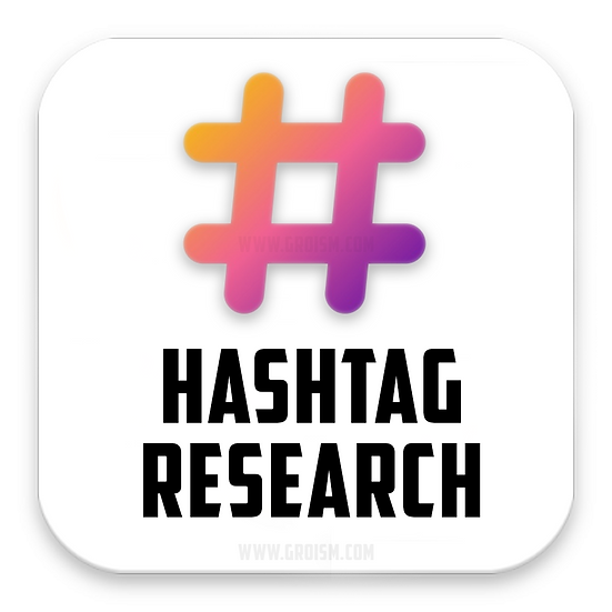 Hashtags Research (IG & YT)