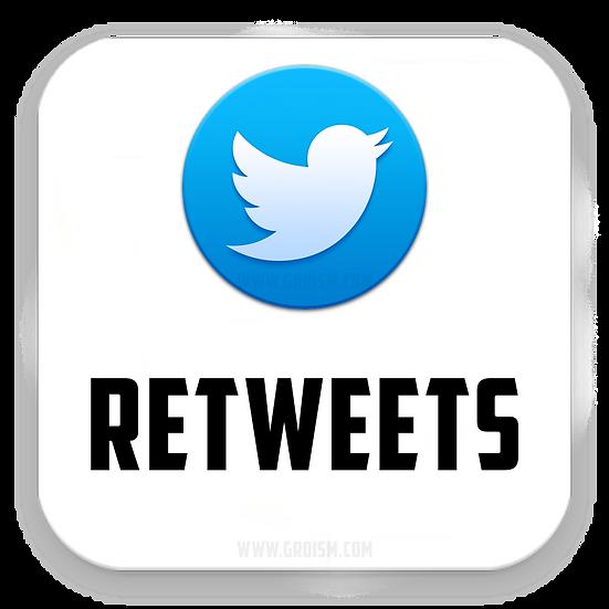 Twitter Retweets