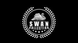 (white)Swan Collection Logo