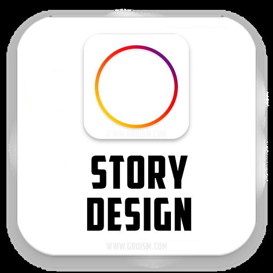 Story Design (IG/YT/FB/SC/WAP)