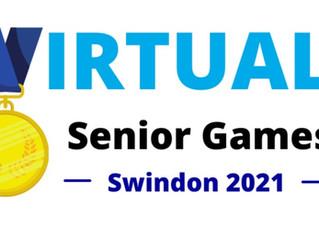 Virtual Senior Games Swindon returns for 2021