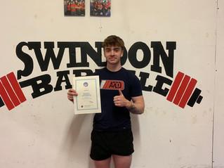 SSF Coaching Bursary Scheme making a difference to Swindon Barbell