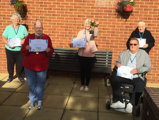 Virtual Senior Games a hit for local care homes