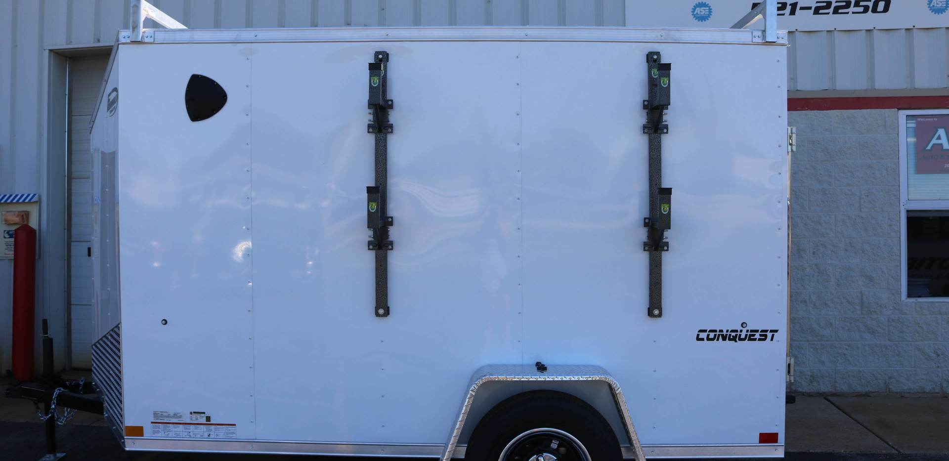 Custom Side Mount Ladder Racks (2 of 3).