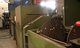 Ampro Oven Blasting Cleaning Casting Castings rebuilding cores steel shot oven auto machine shop waukesha wisconsin brookfield sussex muskego new berlin west allis lake country wisconsin