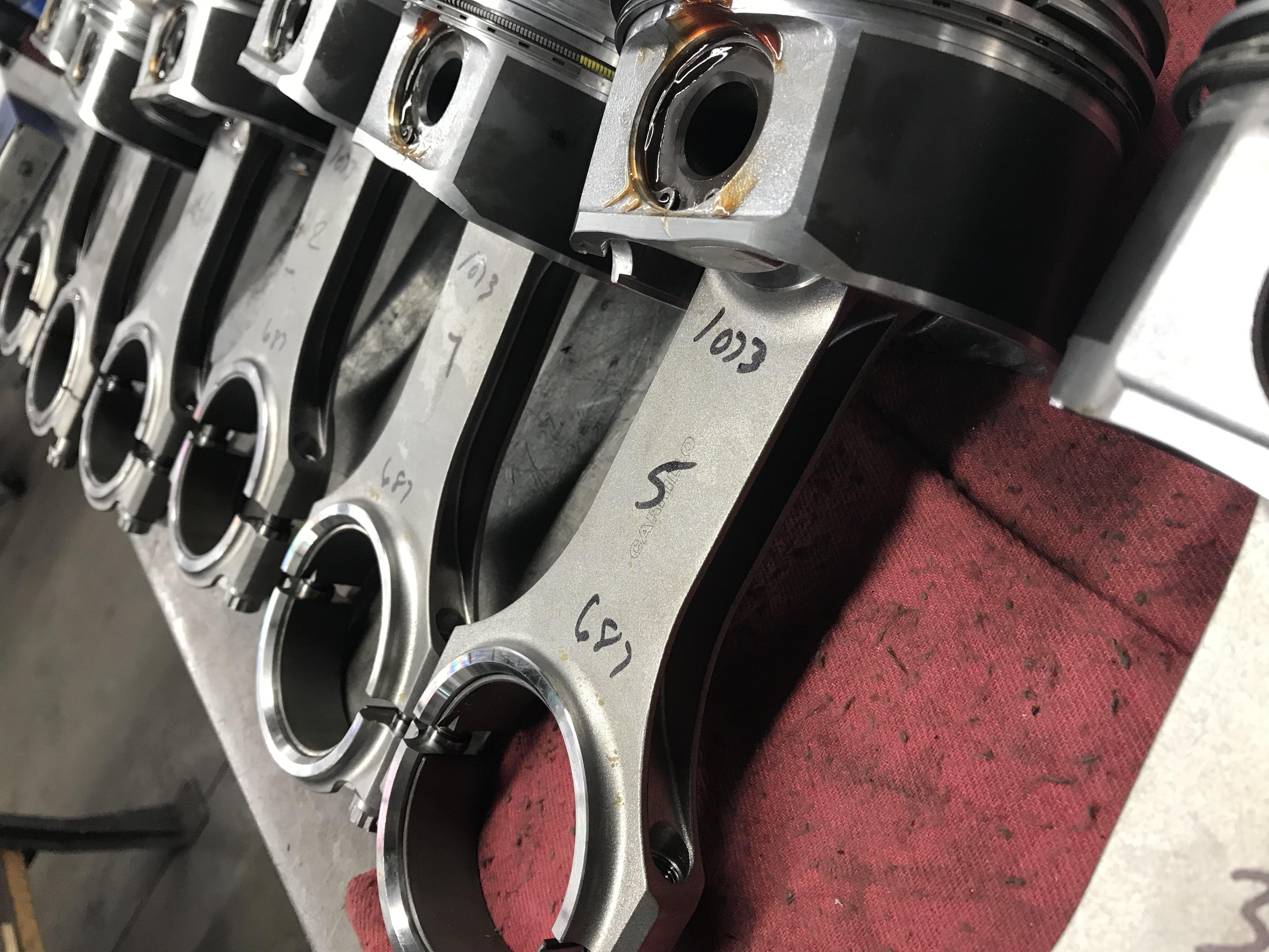 Duramax Diesel Rods