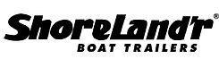 Pontoon Boat AER Trailers Waukesha ShoreLand'r Boat Trailers