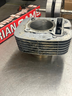 Single ATV Cylinder Bore