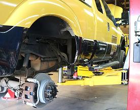 AER Auto & Truck Repair Waukesha Wisconsin skilled mechanic honest quality repairs brakes tires wheels complete repair service maintenance fleet service